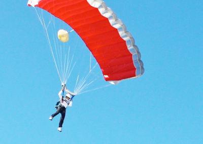 Curso Paraquedismo queda-livre AFF