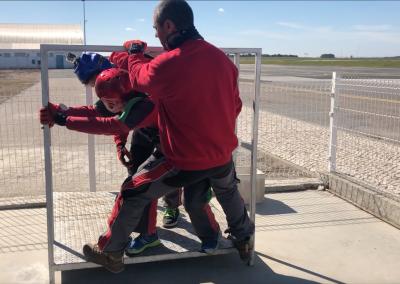 curso skydive 1