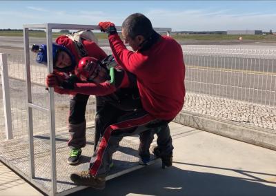 curso skydive 2